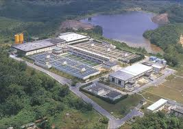 Choa Chu Kang Waterworks, Singapore, articles.waterdesalinationplants.com